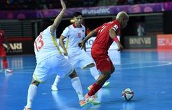 Video Highlight futsal Việt Nam vs Panama, FIFA World Cup 2021