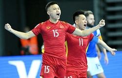 """Futsal Việt Nam vs Panama: Cuộc chiến """"sinh tử"""" tranh vé dự knock-out"""