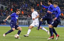 Kết quả Galatasaray vs Lazio, vòng bảng cúp C2