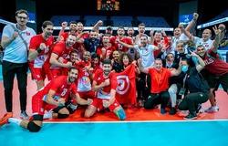 Tunisia lần thứ 11 lên ngôi vương giải bóng chuyền nam vô địch châu Phi