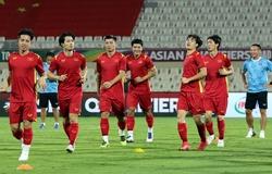 Chiều cao đội tuyển Việt Nam 2021: Trung bình 1m76
