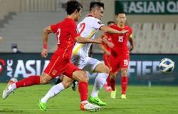 Tuyển Việt Nam chôn chân cuối bảng B vòng loại World Cup 2022