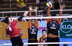 Giải bóng chuyền Vô địch các CLB nam châu Á 2021: Thái Lan quyết nếm mùi huy chương