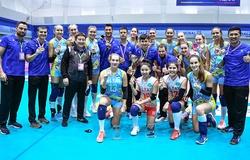 Kết quả giải bóng chuyền Vô địch các CLB nữ châu Á 2021: Đại diện Kazakhstan vô địch
