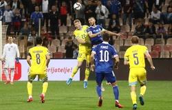 Kết quả Kazakhstan vs Bosnia, vòng loại World Cup 2022