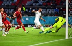 Đội hình ra sân Italia vs Bỉ: Bashuayi đọ súng Chiesa
