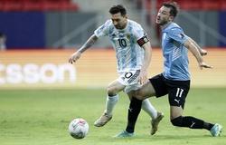 Kết quả Argentina vs Uruguay, vòng loại World Cup 2022