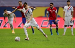 Kết quả Chile vs Paraguay, vòng loại World Cup 2022
