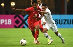 Kết quả Đài Loan vs Indonesia, vòng loại Asian Cup 2023