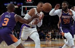 Kết quả NBA Preseason 11/10: Thảm hoạ Westbrook khiến Lakers vẫn toàn thua