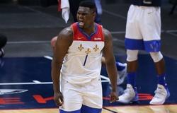 HLV Pelicans báo thêm tin xấu về chấn thương của Zion Williamson