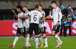Đức trở thành đội tuyển đầu tiên giành vé dự World Cup 2022