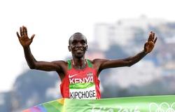 """""""Vua marathon"""" Eliud Kipchoge dẫn đầu tuyển điền kinh Kenya dự Olympic Tokyo 2020"""