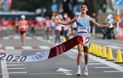 Anh cảnh sát Ý đánh bại cặp ứng viên vàng chủ nhà để vô địch đi bộ 20km Olympic Tokyo