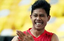 Chàng trai Indonesia phá kỷ lục Paralympic chạy 100m T37, bằng kỷ lục quốc gia của Vũ Thị Hương