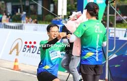 Những khoảnh khắc ấn tượng tại giải BaDen Mountain Marathon 2021