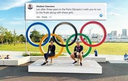 Thầy ngoại kỳ vọng Quách Thị Lan vào chung kết chạy 400m rào Olympic Paris 2024