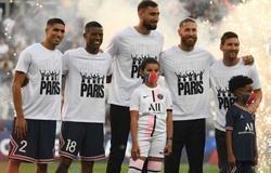 """Nhà vô địch Champions League """"chán nản"""" ở PSG"""