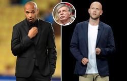Thierry Henry xác nhận đứng đằng sau ý đồ tiếp quản Arsenal