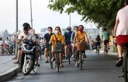 Truy vết người tập thể dục, đạp xe quanh Hồ Tây liên quan F0 COVID-19 phố Thụy Khuê