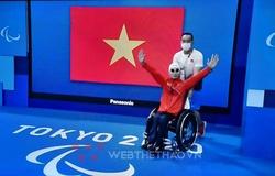 Đỗ Thanh Hải cải thiện thành tích, bơi 100m ếch SB5 Paralympic Tokyo có kỷ lục thế giới