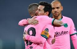 """Messi """"xóa dớp"""" trên sân Juventus ở Champions League"""