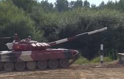 Kết quả đua xe tăng ở Nga – Army Games 2021 mới nhất