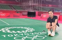 Hot girl cầu lông Nguyễn Thùy Linh: Muốn có huy chương ở SEA Games 31 trên sân nhà