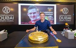 Cầu lông Đan Mạch rúng động khi Viktor Axelsen sang Dubai định cư
