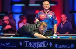 Kết quả pool US Open hôm nay: Sao snooker Judd Trump gặp chút rắc rối