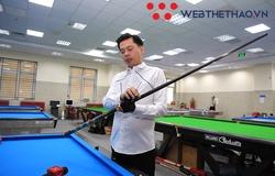 """""""Bảo kiếm"""" của Dương Anh Vũ: Cây cơ billiards quý hiếm 165 triệu đồng phiên bản giới hạn!"""
