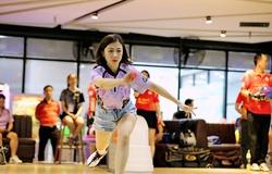 Bowler Trần Thu Thủy không có đối thủ tại Giải vô địch Bowling các đội mạnh Toàn quốc năm 2021