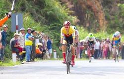Loic Desriac của Bike Life Đồng Nai thắng nhẹ nhàng chặng 19 của Cuộc đua xe đạp tranh Cúp Truyền hình TP.HCM lần thứ 33-2021