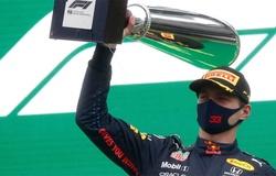 Kết quả F1 hôm nay 30/8: Verstappen thắng cuộc đua ngắn nhất lịch sử
