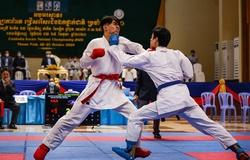 Chuyên gia Nhật dự báo Karate Campuchia kiếm được huy chương SEA Games