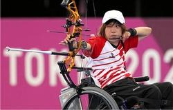 Paralympic Tokyo: Cung thủ Nhật truyền cảm hứng sau tai nạn thảm khốc