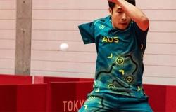 Bóng bàn Paralympic: Đoạt HCB dù bị gấu cắn cụt tay