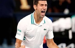 BXH tennis mới nhất: Djokovic bắt kịp kỷ lục của Federer