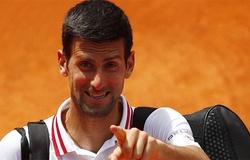"""Kết quả tennis Rome Open mới nhất:1 ngày trảm 2 """"tướng"""", Djokovic ứng hẹn Nadal đánh chung kết!"""