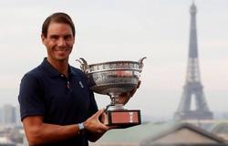"""Tennis thắng lớn tại """"Oscar thể thao"""":  Laureus vinh danh Nadal và Naomi Osaka!"""