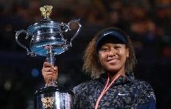 BXH tennis mới nhất của WTA: Chỉ có Naomi Osaka cùng Serena Williams thăng tiến trong Top 10