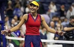 Giải tennis US Open - đòn bẩy nâng thiếu nữ 18 tuổi Raducanu thành VĐV giàu nhất thế giới