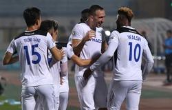 Thời tiết nắng nóng không khiến HAGL chùn bước trước Hà Nội FC
