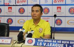 HLV Phạm Minh Đức lo ngại thể thức mới V.League 2020