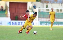 HLV Phạm Minh Đức: Hồng Lĩnh Hà Tĩnh chơi tốt hơn khi thiếu Mansaray