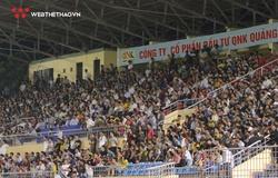 """Quảng Nam đón 4.000 khán giả, SHB Đà Nẵng """"chơi đẹp"""""""