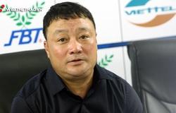 HLV Trương Việt Hoàng thừa nhận tinh thần vẫn là điểm yếu lớn nhất của Viettel