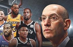 Cập nhật; 16 cầu thủ NBA dương tính với COVID-19