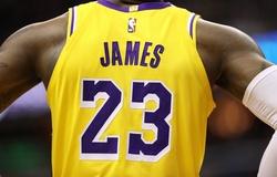 NBA thay đổi thiết kế áo đấu để ủng hộ phong trào sắc tộc