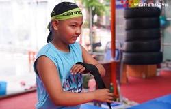 Gia cảnh khó khăn của chiến binh ung thư Nguyễn Trí Dũng